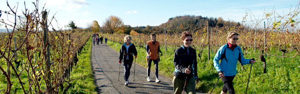 Nordic Walking in Ettenheim